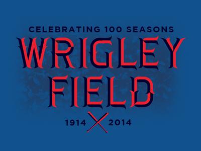 Wrigley Field 100 Years