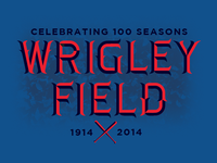 Wrigley Field 100 Years
