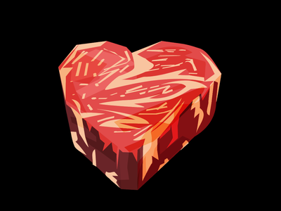 Beef lover steak angkritth illustrations lover beef