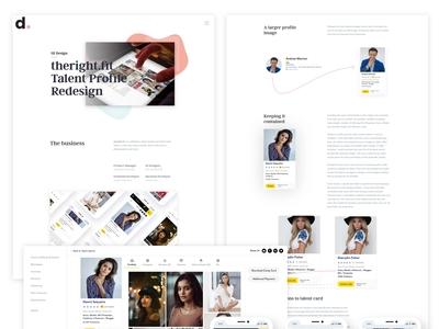 Talent Profile Case Study