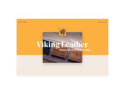 Leather Goods Ecomm