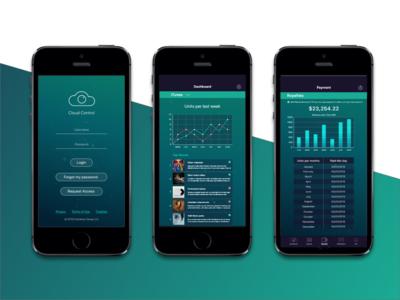 Music Industry Professsionals App