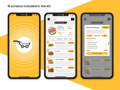 Speed Food Delivery app