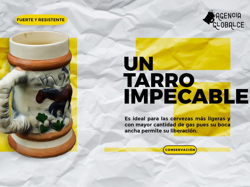 Publicidad de un tarro. design art minimal typography branding vector design logo illustration colors