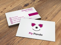 Fly Panda Business Card