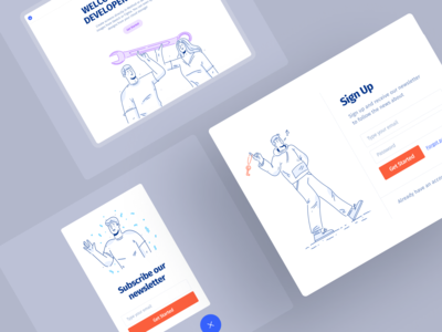 Introducing Afterclap Illustrations