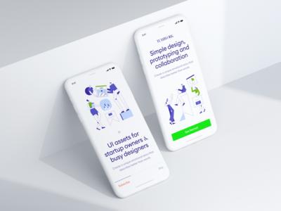 Teamwork Illustrations + Apps = ❤