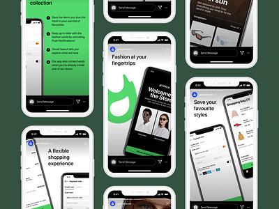 Layouts.today new screens! uidesign presentation mockup mockups screen ux producthunt screenshot template