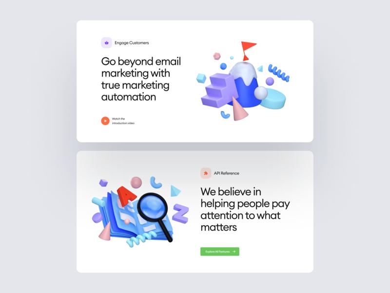 Meet Boom Illustrations flying cinema4d png startup project elements ui design landing application presentation website web app scene colorful bright illustrations 3d