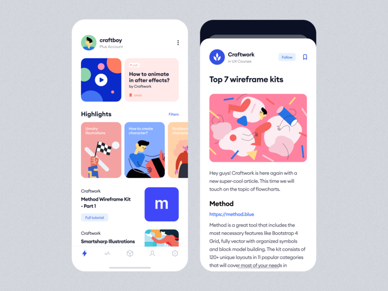 Struct Illustrations + Apps = 🥰 sign up log out sign in 404 landing application website scenes world colorful uncommon unique funny modern vector illustrations update