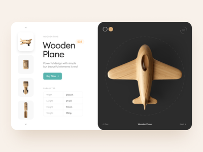 Introducing Wooden Toys Illustrations view transport people automobile car figures eco natural jpeg png photoshop psd toys mockups models illustrations volumetric wooden wood 3d
