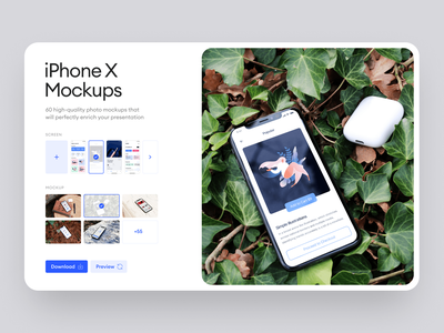 iPhone X Photo Mockups park workspace presentation work office textures leaves forest stone wood nature craftwork product photo ui design