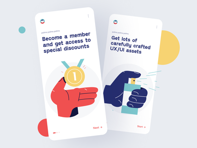 NEW Palms Illustrations 👏 svg png freebie free hands release launch product illustration colorful design ui illustrations app application vector craftwork