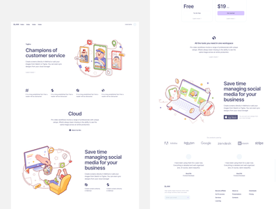 New Delivery Man illustrations 🚗 new business delivery taxi services colorful art app illustrations design ui application website landing vector web craftwork