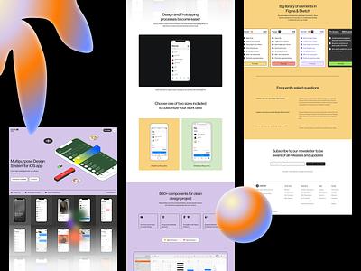 Design Cell 💥 product designsystem designcell illustration design ui application website landing vector web craftwork