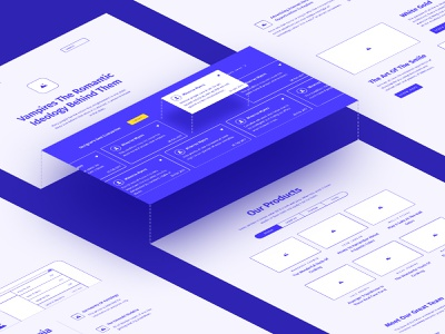 Method Wireframe Kit grid google fonts vector clean craftwork project prototyping bootstrap blocks figma prototype ux website web web design ux kit wireframe freebie free