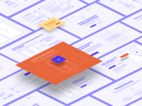 Method Wireframe Kit for Sketch, Figma, XD & PS