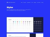 Symbol styles