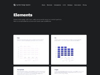 Symbol elements