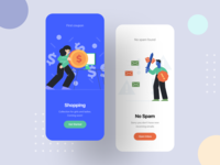 Illustrations + Apps = 😍