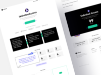 Unlimited Access Redesign