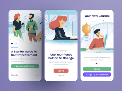 Illustrations + Apps = 😍 ux figma web ai flat 404 eps story vector svg ui walkthrough illustrator branding design background app application illustration craftwork