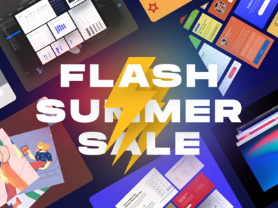 ⏱ Flash Summer Sale!