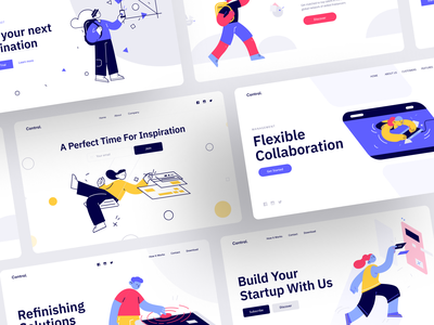 Meet [FREE] 108 crisp illustrations workflow svg ai png lifestyle character linear solid style stylish generator colorful bright modern craftwork illustrations freebie free