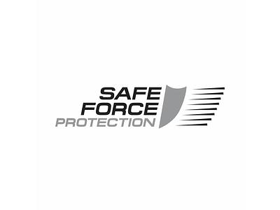 Ari Karnovski Portfolio Logo 084 expdn24 expressdesign24 brand corporate safe force security protection shield arikarnovski branding flat vector graphics design sign logo