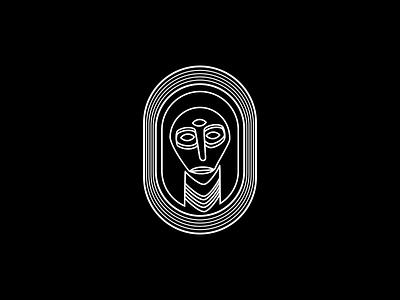Ari Karnovski Portfolio Logo 085 arikarnovski colours face portfolio brand vector flat graphics design sign logo