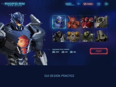 GUI Practice