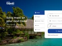 Webtalk Travel WebDesign