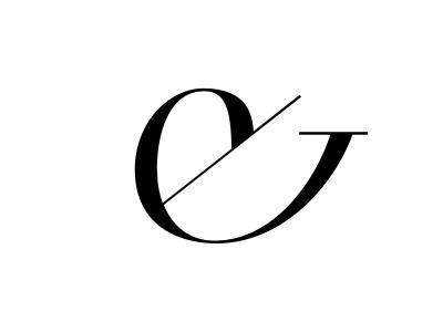 Ampersand typemade typography italiana