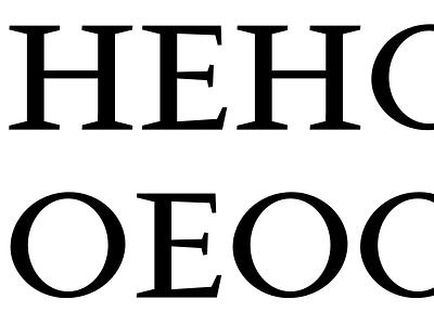 Custom Typography typemade custom typography