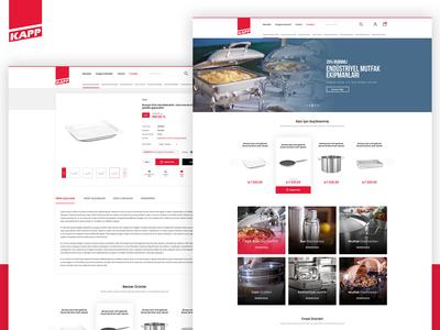 Kapp Online Shop