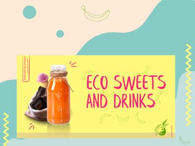 Social Media for eco store.