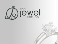 Logo Design Concept - The Jewel Station