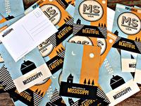 Poplarville Postcards: Set One