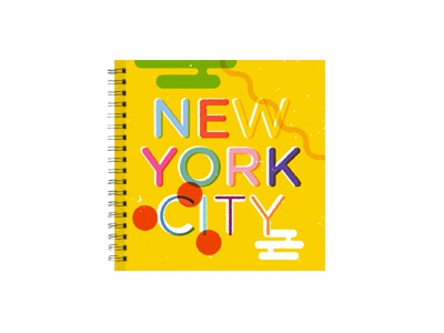 NYC | Kids Book Cover