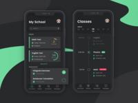 School Schedule App