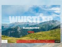 Whistler Blackcomb: Summer