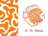 Al. Fa. Discus - LOGO