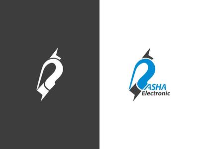 rashaelectronic.ir logo