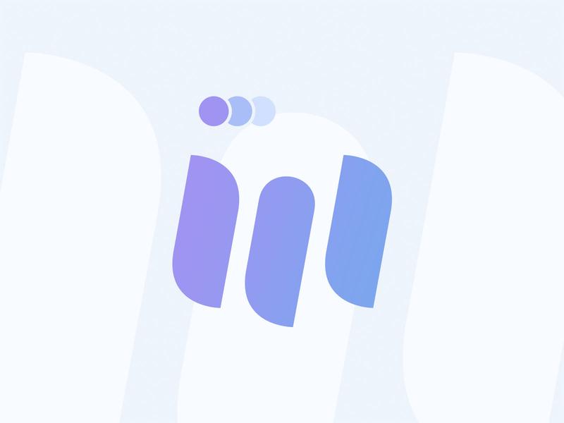 Technical team Brand branding icon minimal illustration moghadam.pro logo