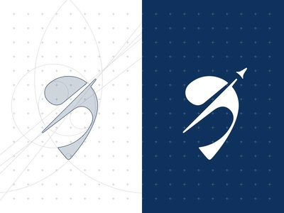 Grow Logo Design (Miz)