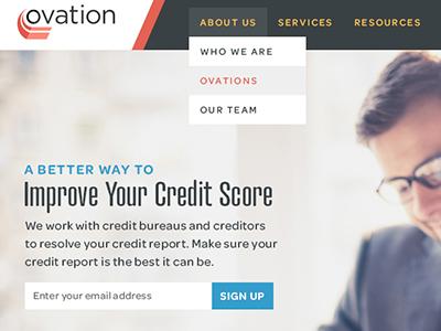 Ovation Credit