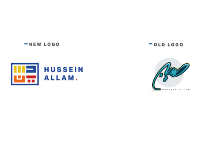 new personal - logo & identity