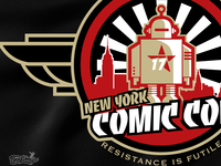 NY Comic Con apparel