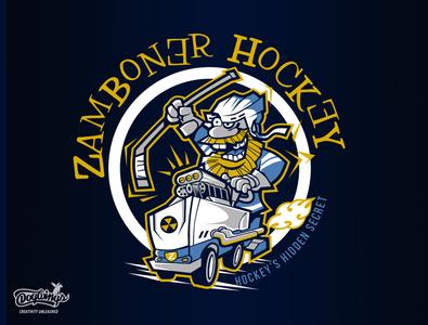 Zamboner Hockey concept