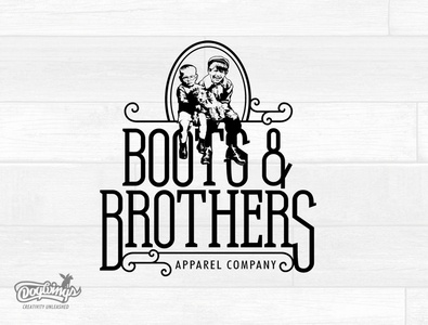 BOOTS & BROTHERS LOGO CONCEPT